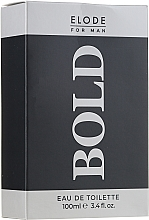 Perfumería y cosmética Elode Bold - Eau de toilette