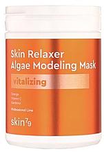 Perfumería y cosmética Mascarilla facial vitalizante con algas y vitamina C - Skin79 Relaxer Algae Modeling Mask Vitalizing
