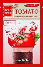 Perfumería y cosmética Mascarilla facial, Tomate - Mediental Botanic Garden Mask