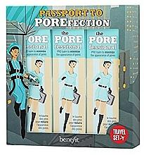 Perfumería y cosmética Set prebases de maquillaje - Benefit The Porefessional Face Primer Travel Trio (primer/3x22ml)