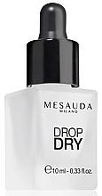 Perfumería y cosmética Gotas secantes de uñas - Mesauda Milano Drop Dry 112
