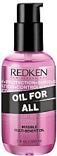 Perfumería y cosmética Aceite para cabello - Redken Oil For All
