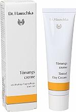 Perfumería y cosmética Crema de día bronceadora con extracto de vulneraria - Dr. Hauschka Tinted Day Cream