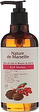 Perfumería y cosmética Gel de manos con bayas de goji y manteca de karité - Nature de Marseille Goji&Shea Butter Gel