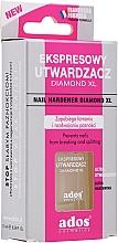 Perfumería y cosmética Endurecedor de uñas rápido - Ados Nail Hardemer Diamond XL