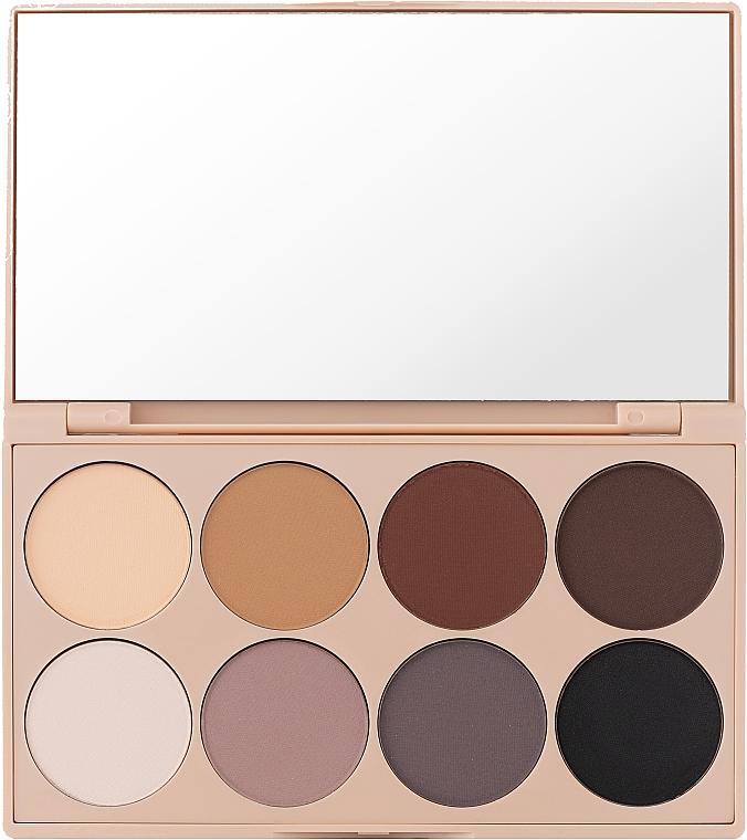 Paleta de sombras de ojos con efecto mate - Paese Mattlicious