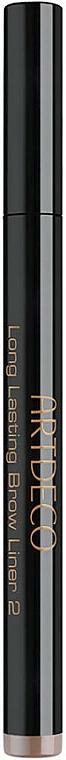 Delineador de cejas líquido - Artdeco Long Lasting Brow Liner