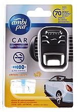 Perfumería y cosmética Ambientador de coche anti-tabaco - Ambi Pur