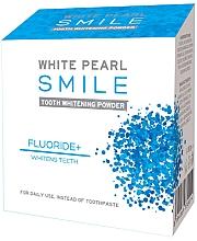 Perfumería y cosmética Polvo dental blanqueador con fluoruro - VitalCare White Pearl Smile Tooth Whitening Powder Fluor+