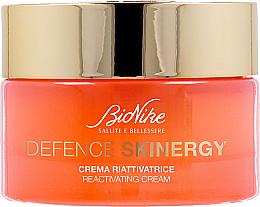 Perfumería y cosmética Crema facial reactivadora con extracto de hongo reishi - BioNike Defence Skinergy Reactivating Cream