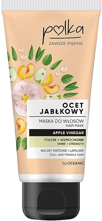 Mascarilla para cabello con vinagre de manzana - Polka Apple Vinegar Mask
