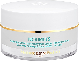 Perfumería y cosmética Crema facial reparadora nutritiva - Methode Jeanne Piaubert Soothing Nutri-Repair Face Cream