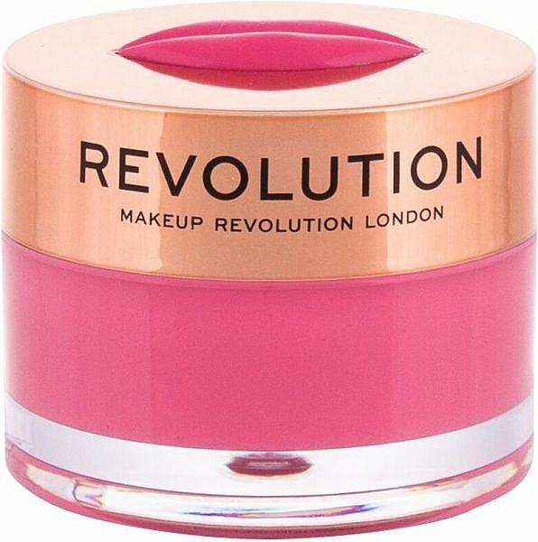 Bálsamo mascarilla labial de noche con sabor a sandía - Makeup Revolution Kiss Lip Balm Watermelon Heaven