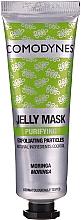 Perfumería y cosmética Mascarilla facial de gelatina purificante con extracto de moringa - Comodynes Jelly Mask Purifying Action