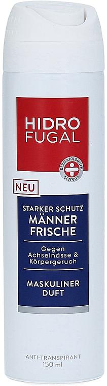 Desodorante antitranspirante spray para hombres - Hidrofugal Men Fresh Spray