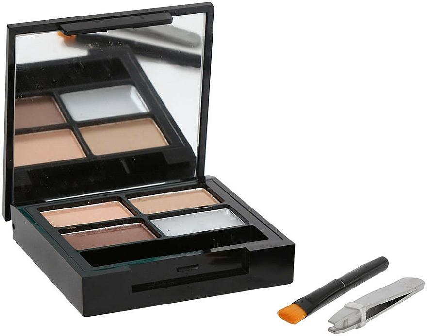 Kit para cejas - Makeup Revolution Focus & Fix Brow Kit