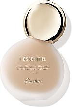Perfumería y cosmética Base de maquillaje matificante con extracto de seda, larga duración - Guerlain L'Essentiel High Perfection SPF 15 (00N -Porcelaine)