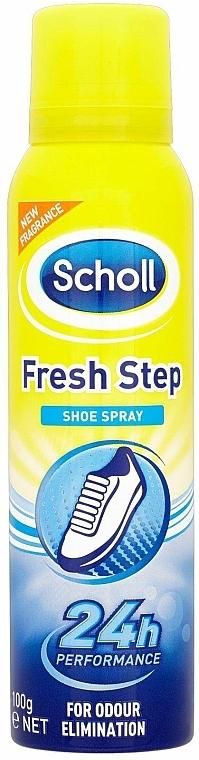 Desodorante para calzado - Scholl Fresh Step