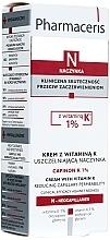 Perfumería y cosmética Crema facial antiedad con vitamina K - Pharmaceris N Capinon K 1% Cream With Vitamin K
