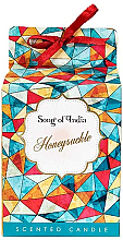 Perfumería y cosmética Vela de cera de soja, madreselva - Song of India Honeysuckle Candle
