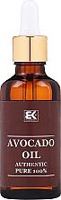 Perfumería y cosmética Aceite de aguacate 100% puro - Brazil Keratin Avocado Oil