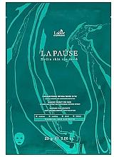 Perfumería y cosmética Mascarilla facial de tejido hidratante con extracto de rosa provenzal - La'dor La-Pause Hydra Skin SPA Mask