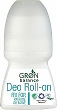 Perfumería y cosmética Desodorante roll-on - Gron Balance Deo Roll-On
