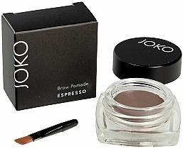 Perfumería y cosmética Pomada para cejas cremosa e hidratante - Joko Brow Pomade