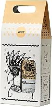 Perfumería y cosmética Set para cabello - Yope (champú/300ml + acondicionador/170ml)
