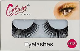 Perfumería y cosmética Pestañas postizas (sin pegamento) №013 - Glam Of Sweden Eyelashes