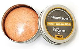 Perfumería y cosmética Champú sólido de barba - Groomarang Shampoo Ball & Beard Wash