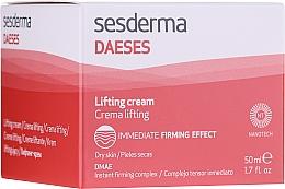 Perfumería y cosmética Crema facial reafirmante - SesDerma Laboratories Daeses Immediate Firming Effect Lifting Cream