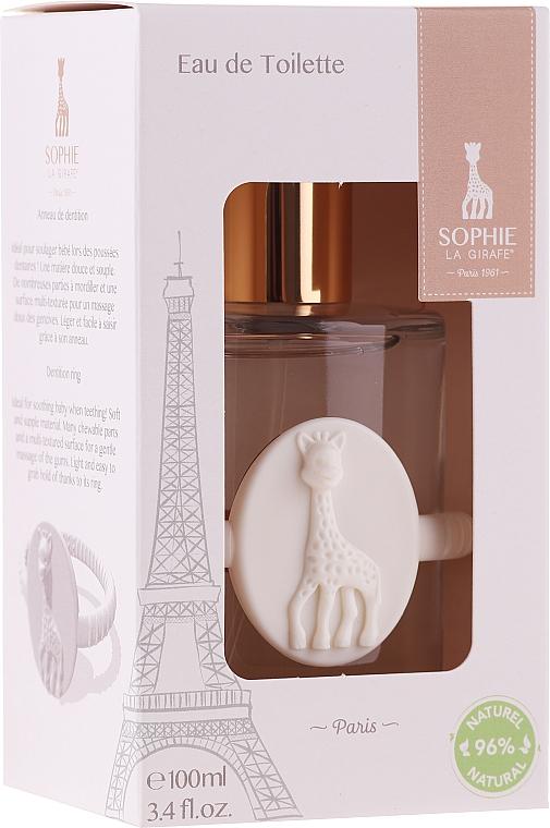 Parfums Sophie La Girafe Eau de Toilette - (edt/100ml+acc)