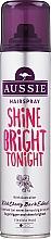 Perfumería y cosmética Spray iluminador de cabello, fijación baja - Aussie Miracle Hairspray Shine And Hold