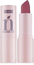 Perfumería y cosmética Barra de labios hidratante altamente pigmentada - Pupa Natural Side Lipstick