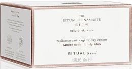 Perfumería y cosmética Crema de día enriquecida con flor de azafrán y loto sagrado - Rituals The Ritual Of Namaste Radiance Anti-Aging Day Cream
