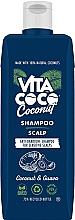 Perfumería y cosmética Champú anticaspa con aceite de coco - Vita Coco Scalp Coconut & Guava Shampoo