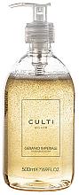 Perfumería y cosmética Culti Geranio Imperiale - Jabón líquido perfumado, geranio y cardamomo