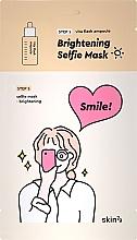 Perfumería y cosmética Mascarilla facial bifásica iluminadora e hidratante - Skin79 Brightening Selfie Mask