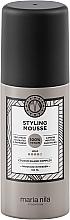 Perfumería y cosmética Espuma para cabello voluminoso con fijación media - Maria Nila Styling Mousse