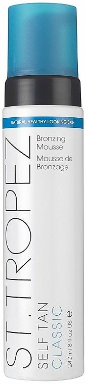 Espuma corporal autobronceadora con glicerina - St. Tropez Self Tan Classic Bronzing Mousse