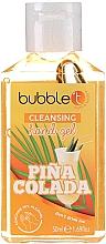 Perfumería y cosmética Gel de manos antibacteriano con aroma a piña colada - Bubble T Pina Colada Hand Cleansing Gel