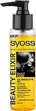 Perfumería y cosmética Elixir para cabello sin aclarado - Syoss Beauty Elixir