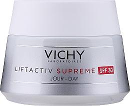 Perfumería y cosmética Crema de día antiarrugas intensiva con ácido hialurónico, SPF 30 - Vichy Liftactiv Supreme Intensive Anti-Wrinkle Day Cream SPF30