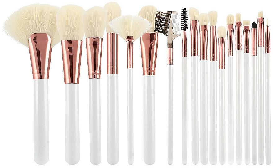Set brochas de maquillaje, 18uds - Tools For Beauty