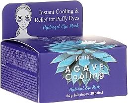 Perfumería y cosmética Parches para ojos de hidrogel con extracto de agave - Petitfee&Koelf Agave Cooling Hydrogel Eye Mask