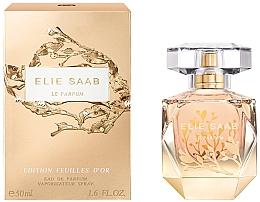 Perfumería y cosmética Elie Saab Le Parfum Edition Feuilles d'Or - Eau de parfum spray