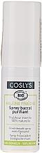 Perfumería y cosmética Spray bucal refrescante con menta orgánica - Coslys Fresh Breath Spray Organic Mint