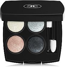 Perfumería y cosmética Paleta de sombras de ojos cremosas - Chanel Les 4 Ombres
