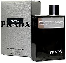 Perfumería y cosmética Prada Amber Pour Homme Intense - Eau de Parfum